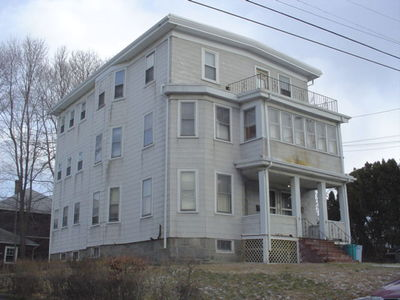 Patriot House