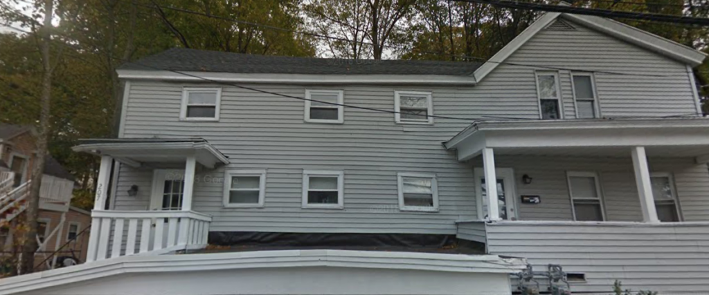 Jeffreys house 207 High St certified sober house for women in Fitchburg MA
