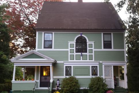 The Able House: Bowdoin Street