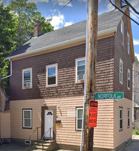 Faith house #6 certified sober house for men in Roxbury, MA