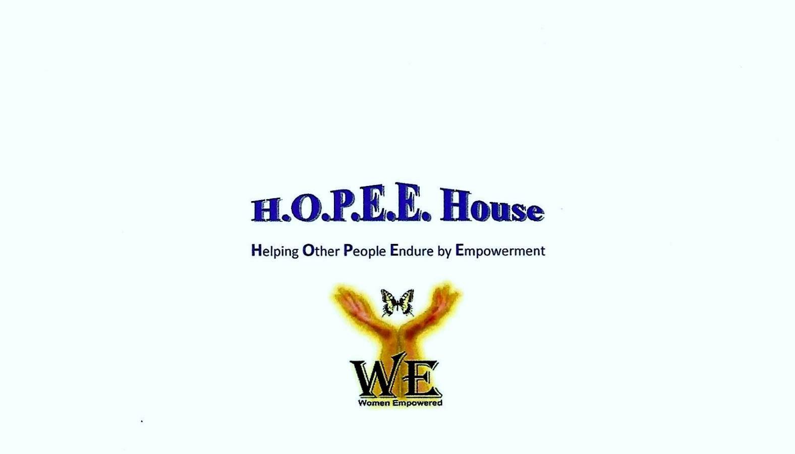 H.O.P.E.E House