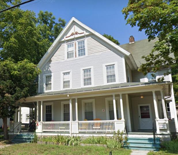 Omega House