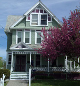 Rutland Dismas House