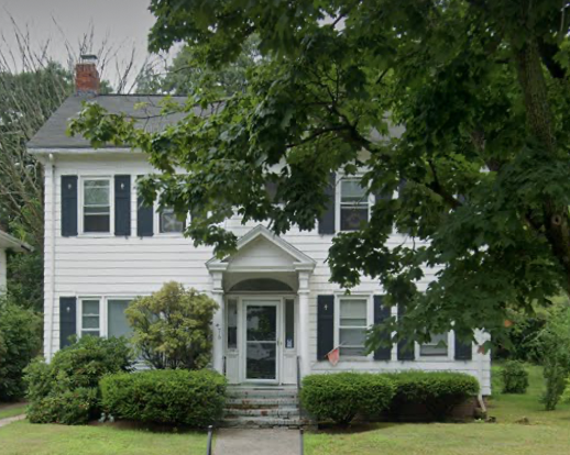 The Norton Foundation sober living house for coed in New Haven CT