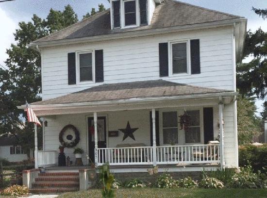 The Walnut St House
