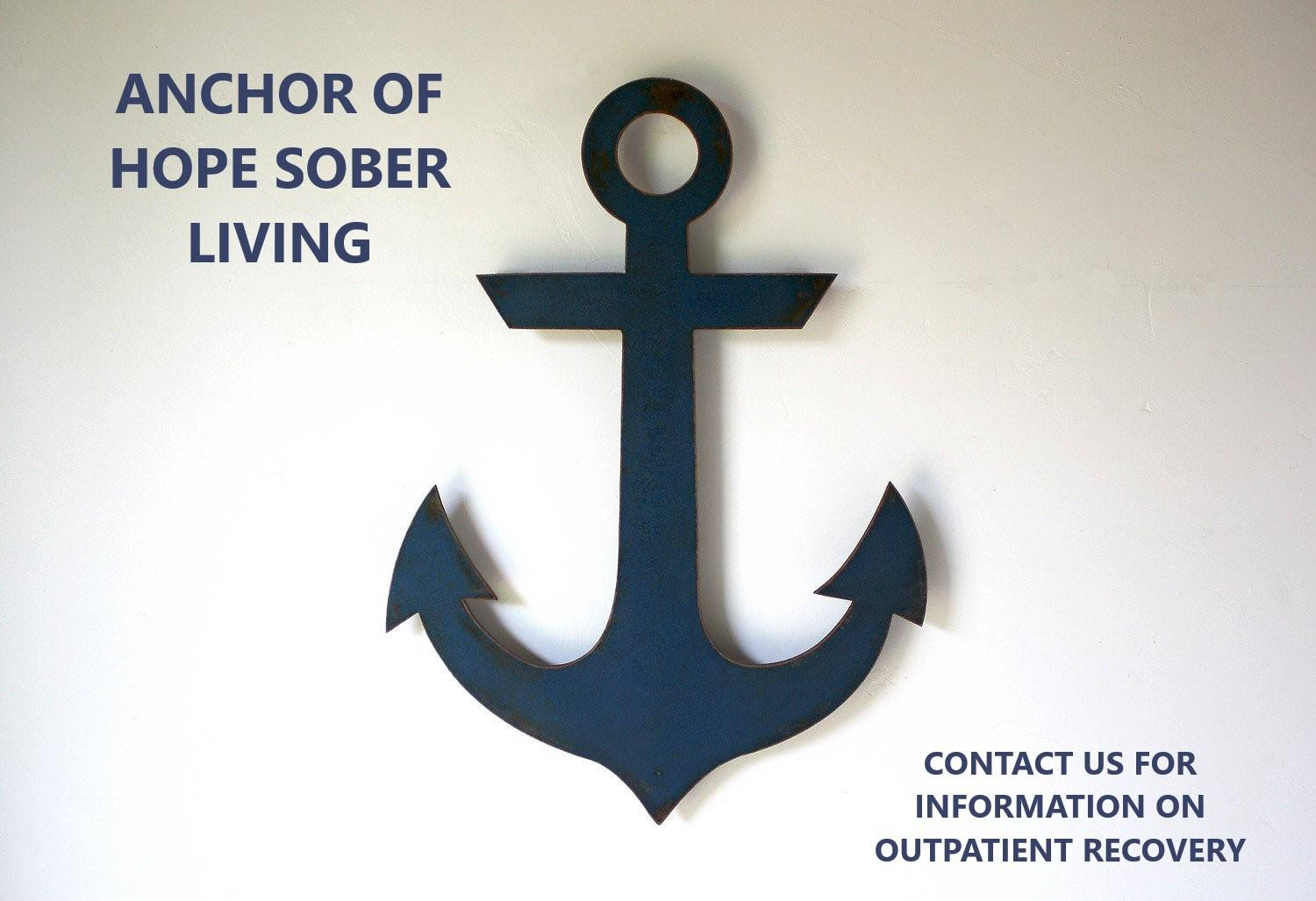 AN ANCHOR OF HOPE SOBER LIVING