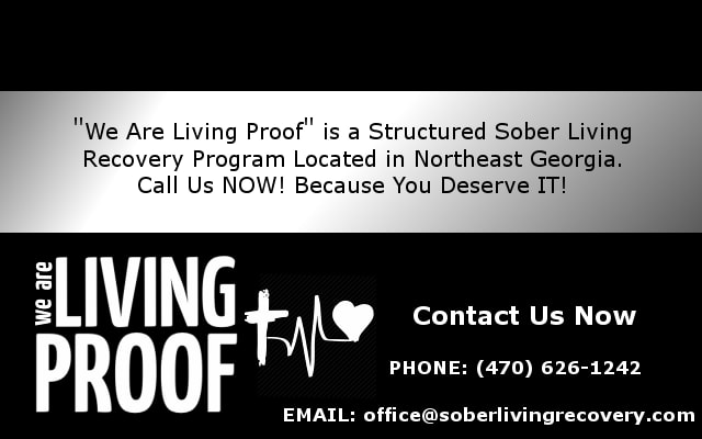 LIVING PROOF- Sober Living Recovery