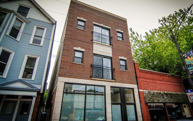 A Fresh Start- Belmont House