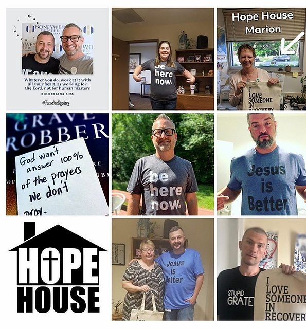 Hope House Marion