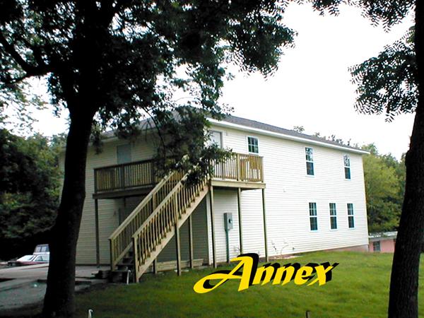 The H.O.U.S.E., Inc., Annex