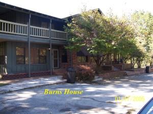 The H.O.U.S.E., Inc., Burns House