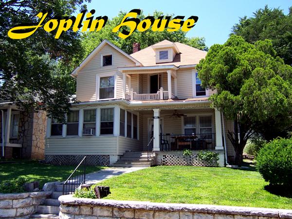 The H.O.U.S.E., Inc., Joplin House