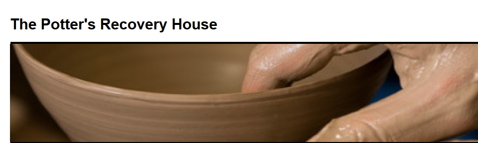 The Potter's Recovery structured sober living home for Men in Fort Wayne, Indiana