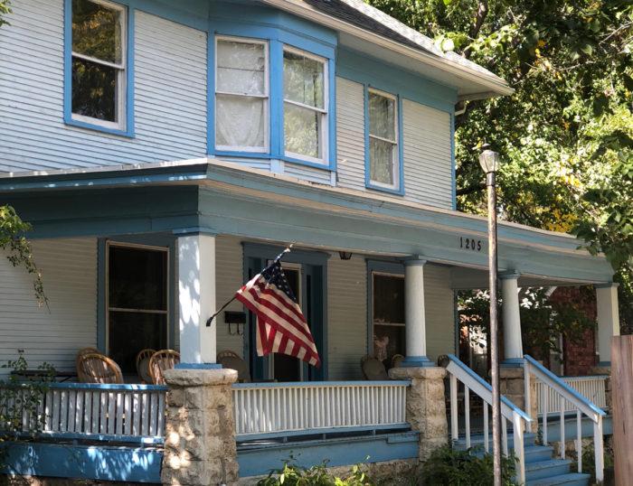 Waco House - Wichita, Kansas