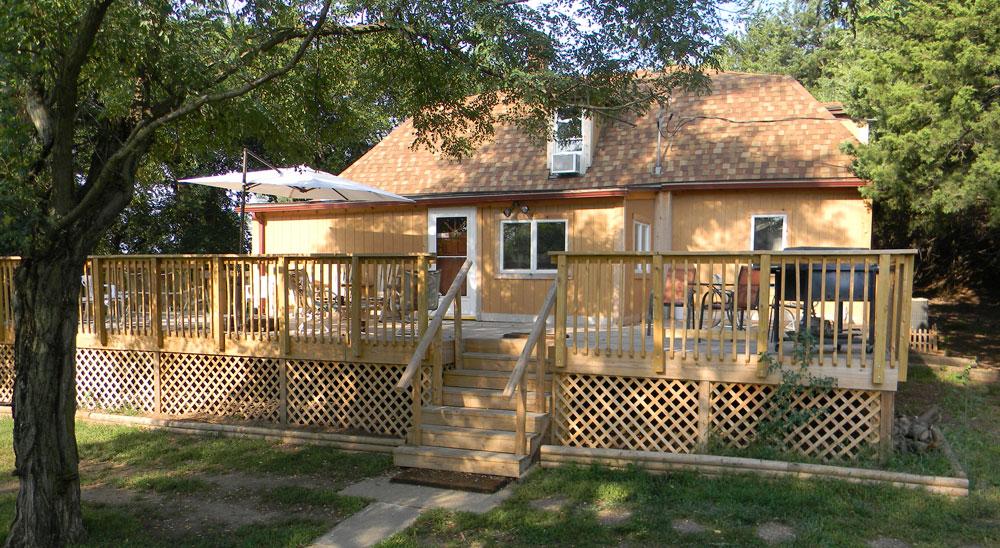 The Cedar House - Abilene, Kansas