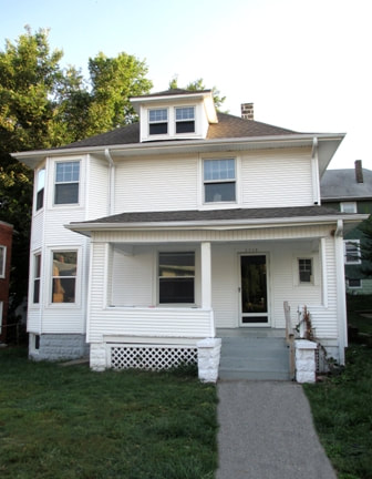 Murphy's Turning Point Field Club House - Omaha, Nebraska