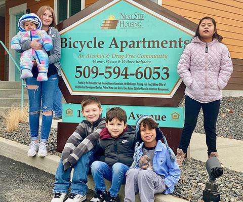 Next Step Sober Living Housing- Bicycle Apartments, LLC, Yakima, Washington
