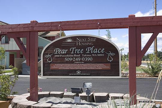 Next Step Sober Living Housing- Pear Tree Place I, Yakima, Washington