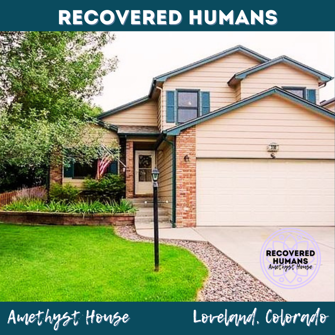 Recovered Humans Amethyst House
